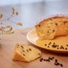 Ciambella senza glutine con gocce di cioccolato