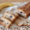 Banana bread senza glutine