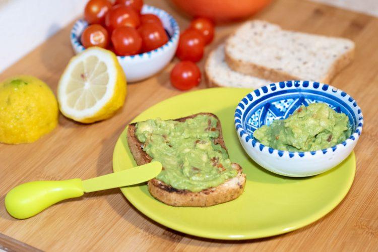 Guacamole senza glutine
