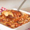 Lasagne al forno senza glutine