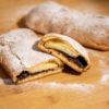 Pane dolce al cioccolato senza glutine