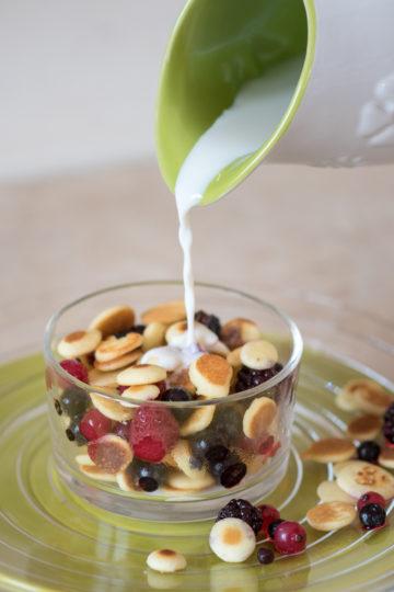 pancake cereal senza glutine